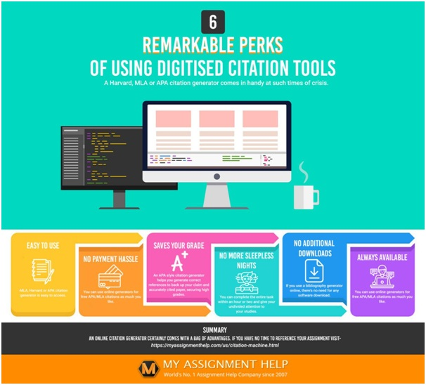 5 Advantages that Online Citation Tools Have to Offer